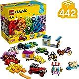 LEGO® - Classic Tekerlekli Yapım Parçaları (10715)