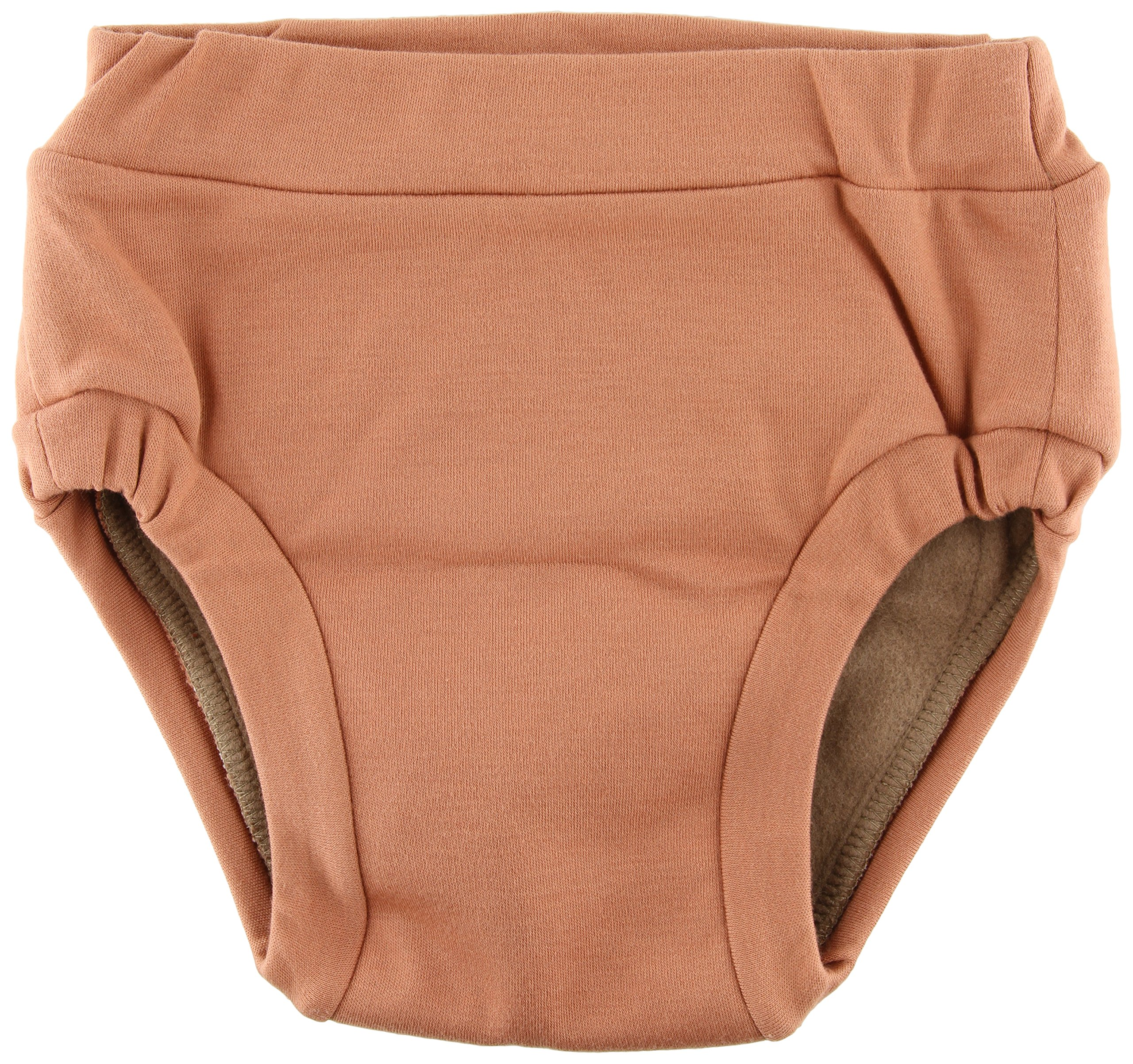 EcoPosh Recycled Organic Training Pant, Ginger, Medium