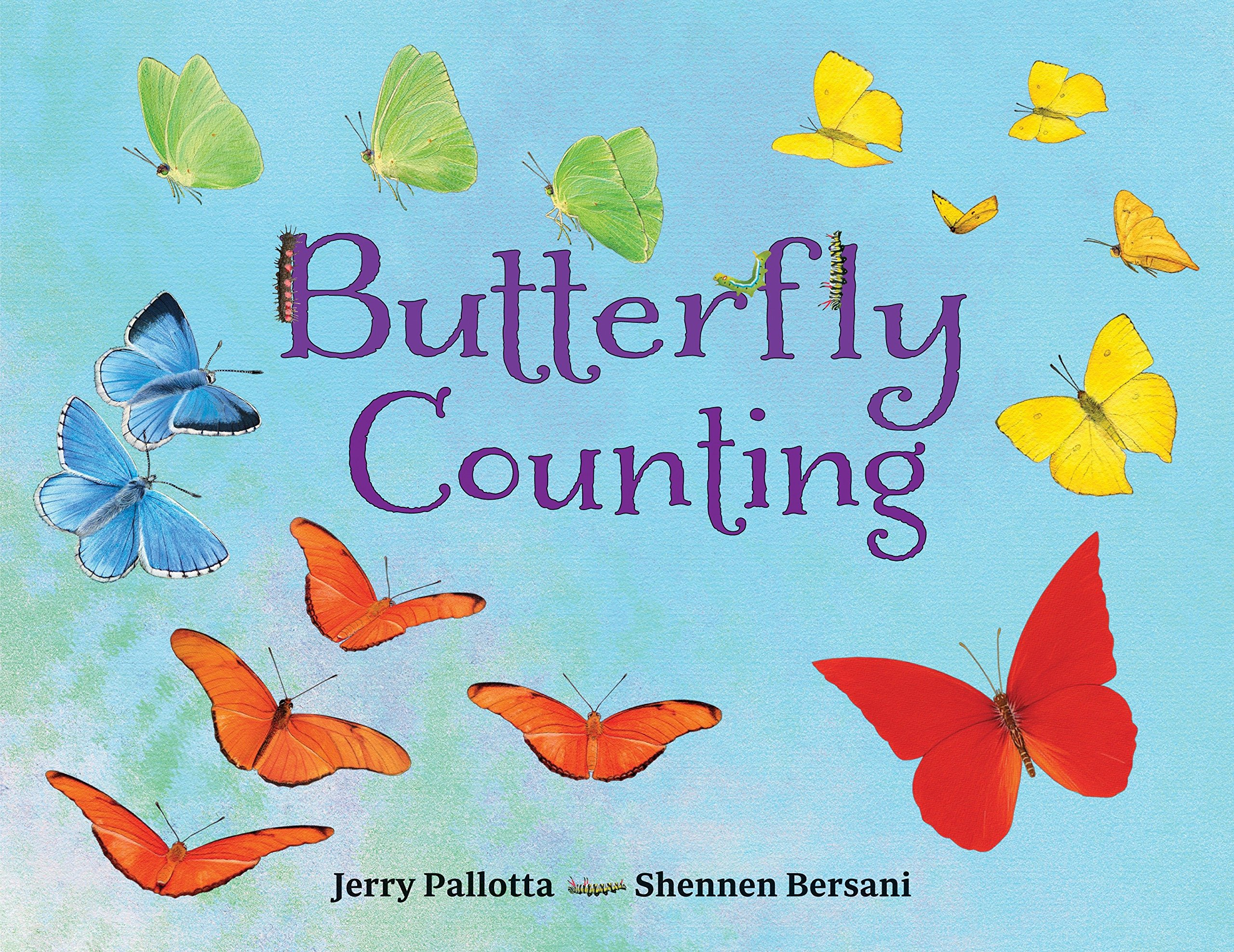 Butterfly Counting (Jerry Pallotta's Counting Books) pdf epub