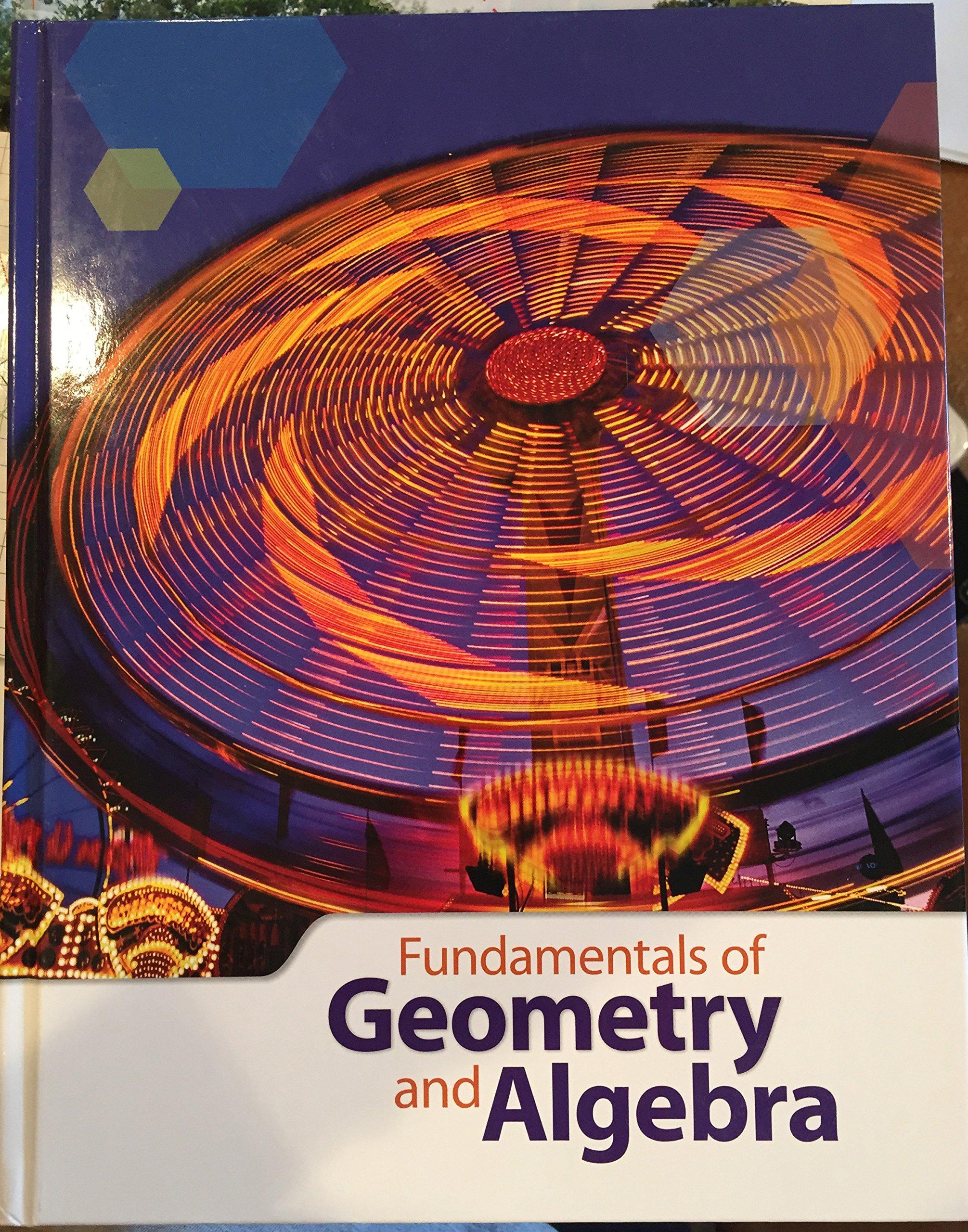 Download Fundamentals of Geometry and Algebra ebook