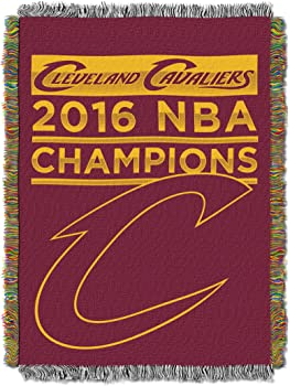 Cleveland Cavaliers 2016 NBA Blanket
