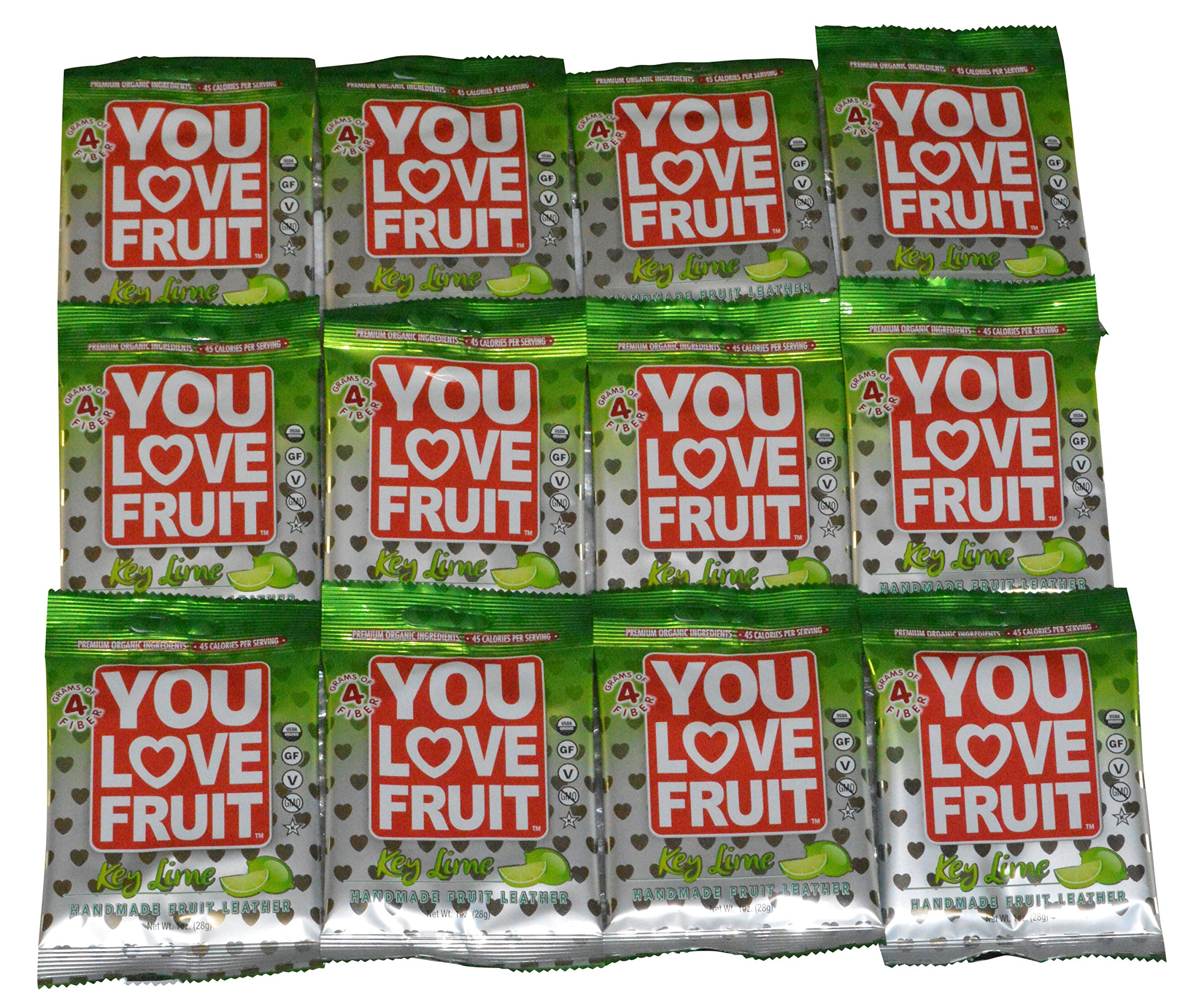 You Love Fruit Fruit Leather Key Lime by You Love Fruit