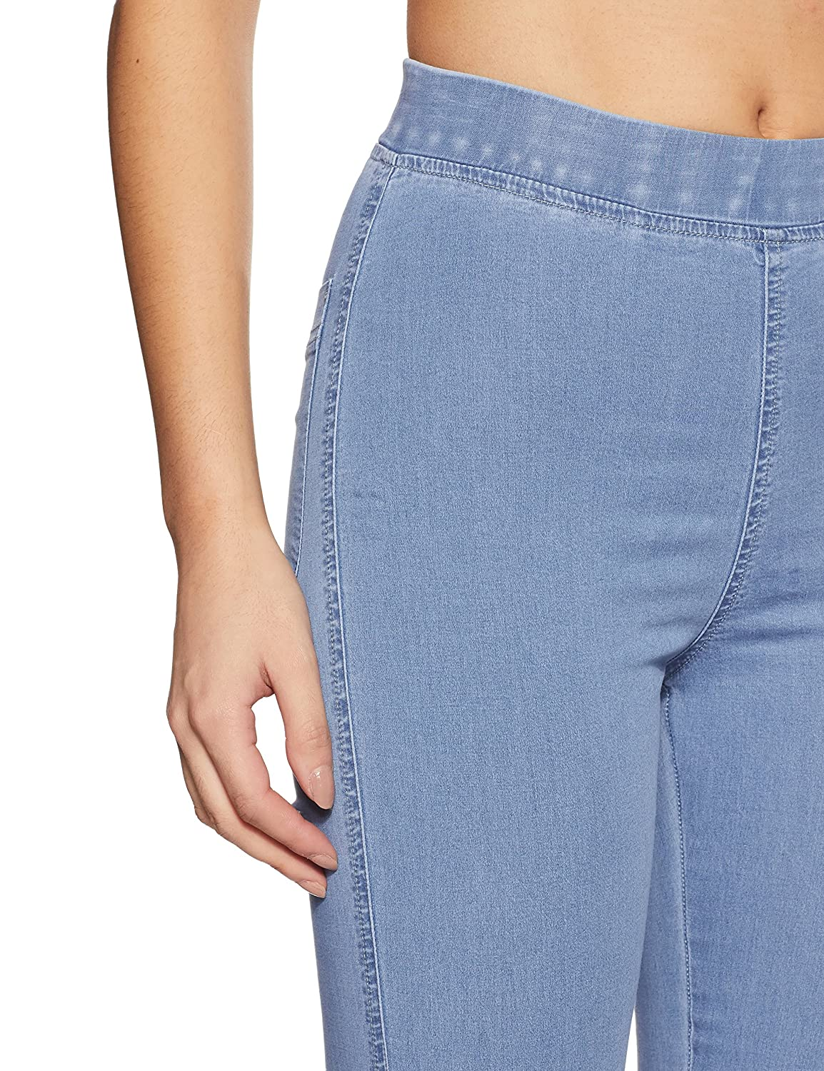 Aka Chic Womens Regular Rise Jegging Clothing Accessories Nesha Linen Pants In Light Blue