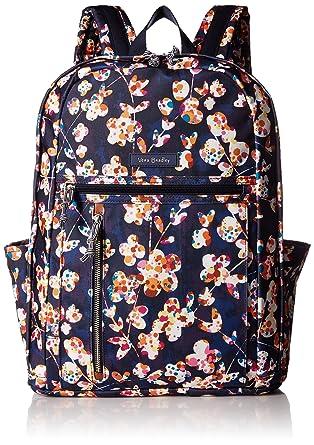 29ff8aa553f3 Amazon.com  Vera Bradley Lighten Up Grand Backpack