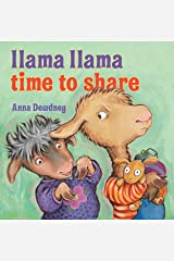 Llama Llama Time to Share Hardcover
