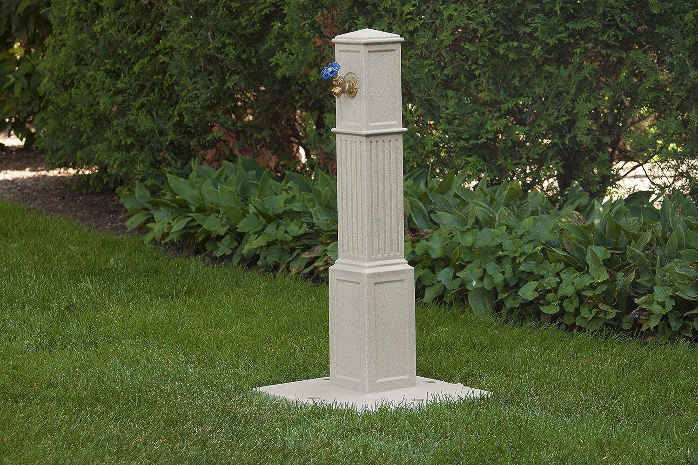 Amazon.com : Good Ideas OGHT-SAN Oasis Garden Hose Tap, Sandstone ...