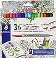 Staedtler Duo color Markers (320C36JBLU) 36 pc.