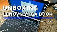 Amazon.com: Lenovo Yoga Book - FHD 10.1