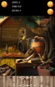 Pirate Treasure Cove - Hidden Objects Free Game from HOG Solution