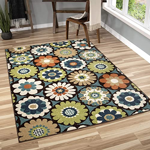 Orian Rugs Veranda Indoor/Outdoor Vissage Area Rug