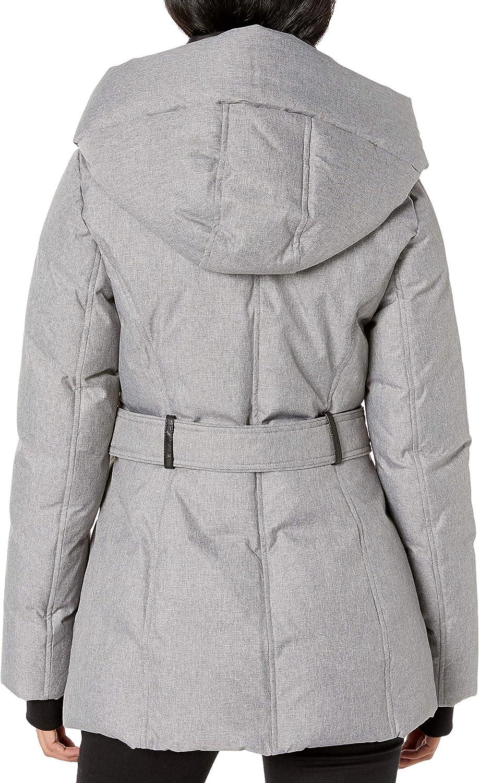 Soia /& Kyo Womens FANNIA Ladies Hooded Down Coat