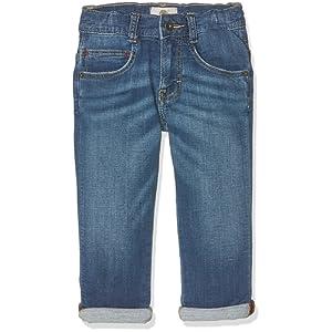 Timberland T04845, Pantalon Bébé Garçon