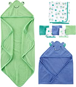 Top 15 Best Baby Towels And Washcloths (2021 Reviews & Buying Guide) 1
