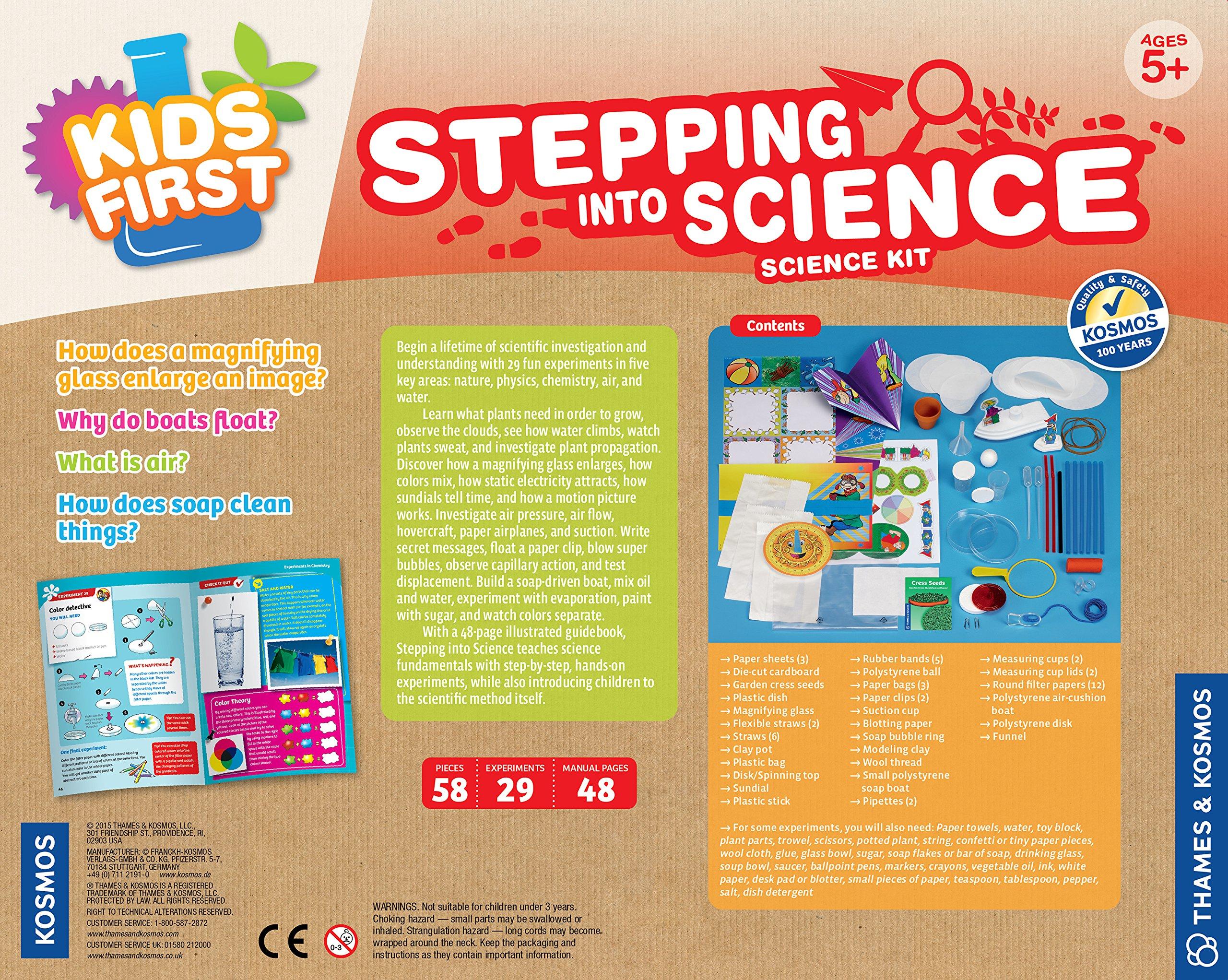 Thames & Kosmos Various Stepping into Science Kit by Thames & Kosmos (Image #1)