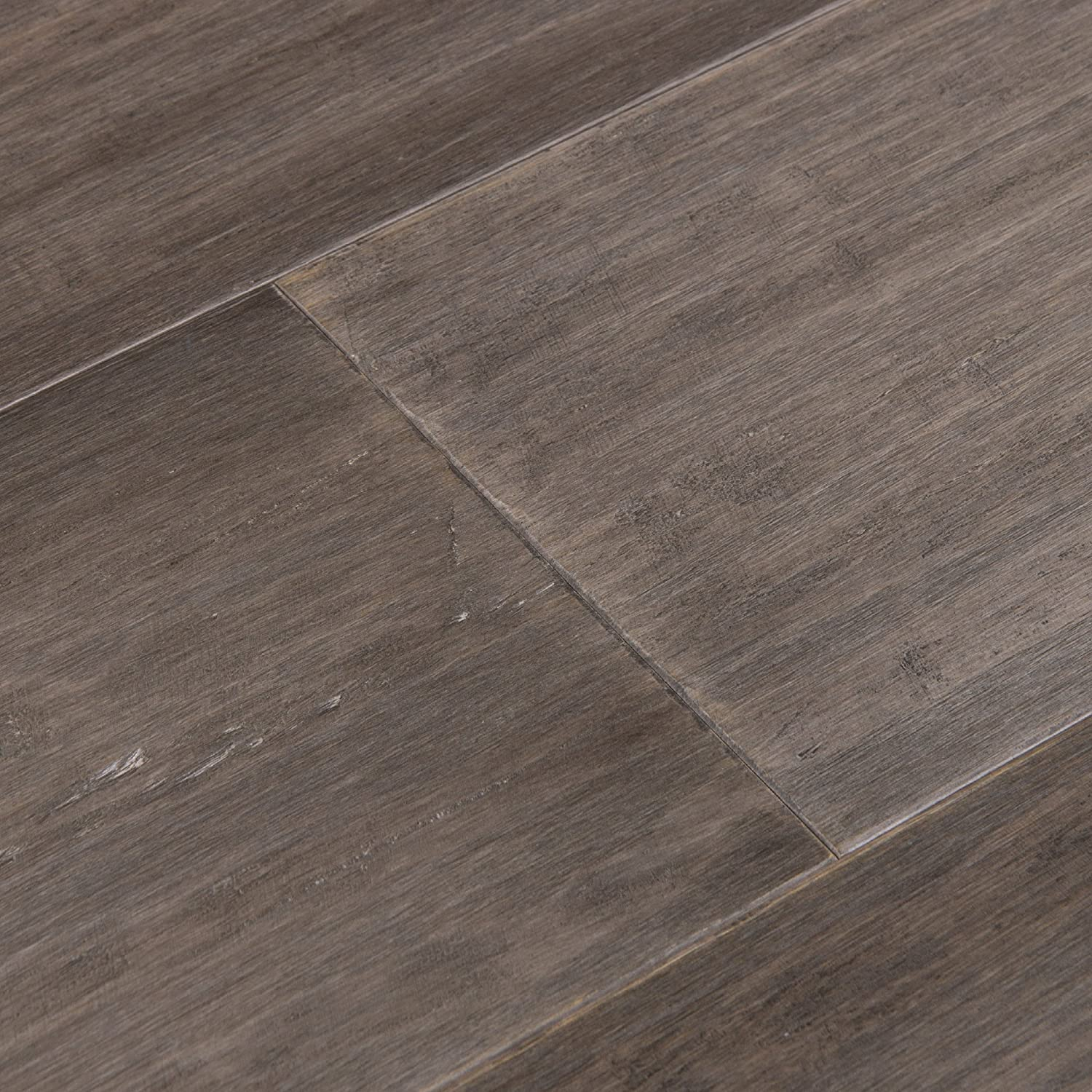 Cali Bamboo Extra Wide T&G Engineered Flooring Boardwalk Gray