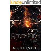 Redemption: Fire & Brimstone Scroll 5 (Gay Paranormal Romance) book cover