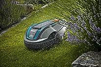 Gardena Rasenmähroboter bei Regen