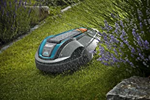 Gardena R40Li bei jedem Wetter