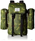 Poler Men's Classic Rucksack Backpack, Green Furry