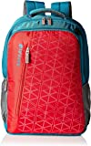 Safari 25 Ltrs Red Casual Backpack (Jive-Red-CB)