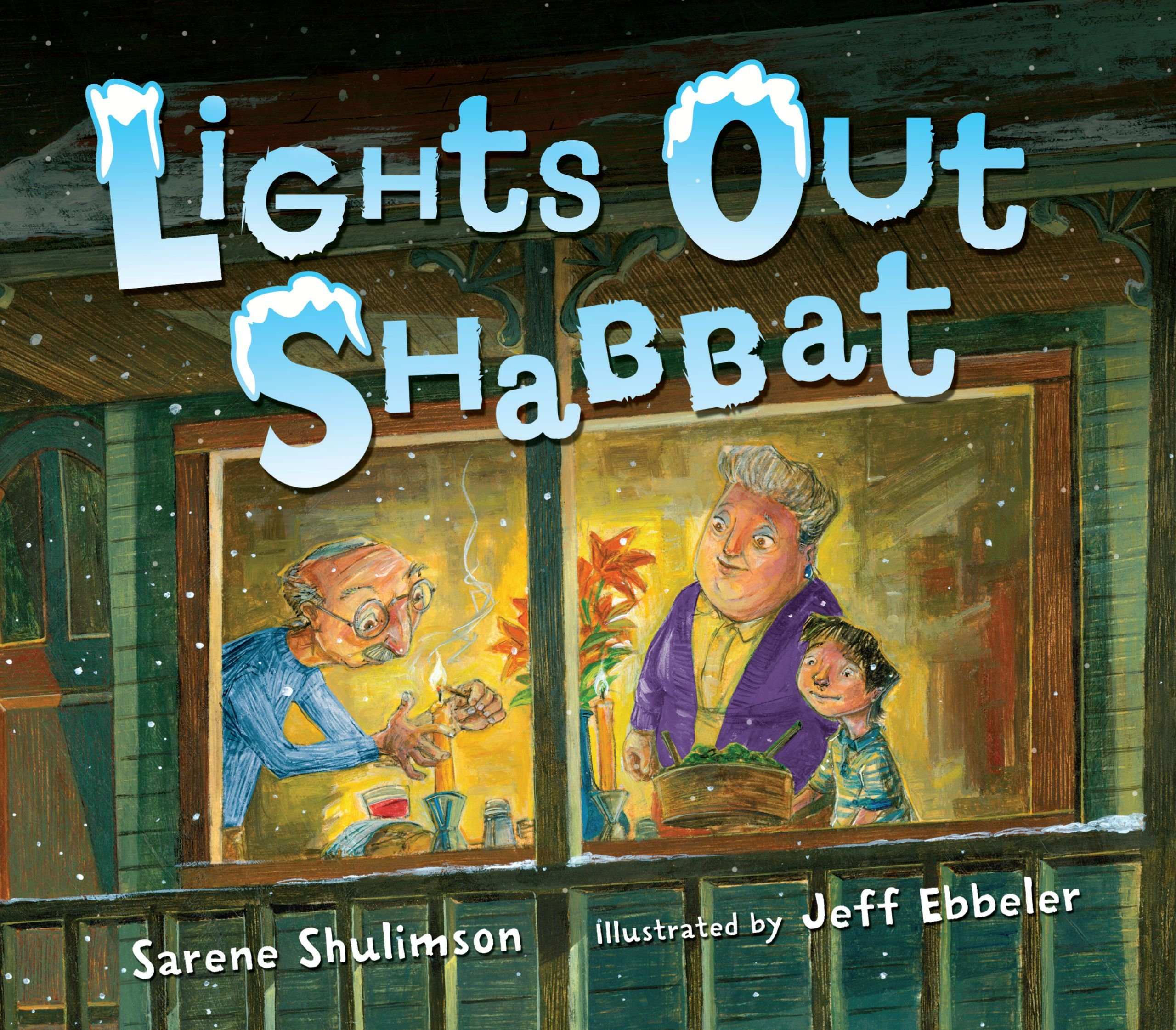 Lights Out Shabbat
