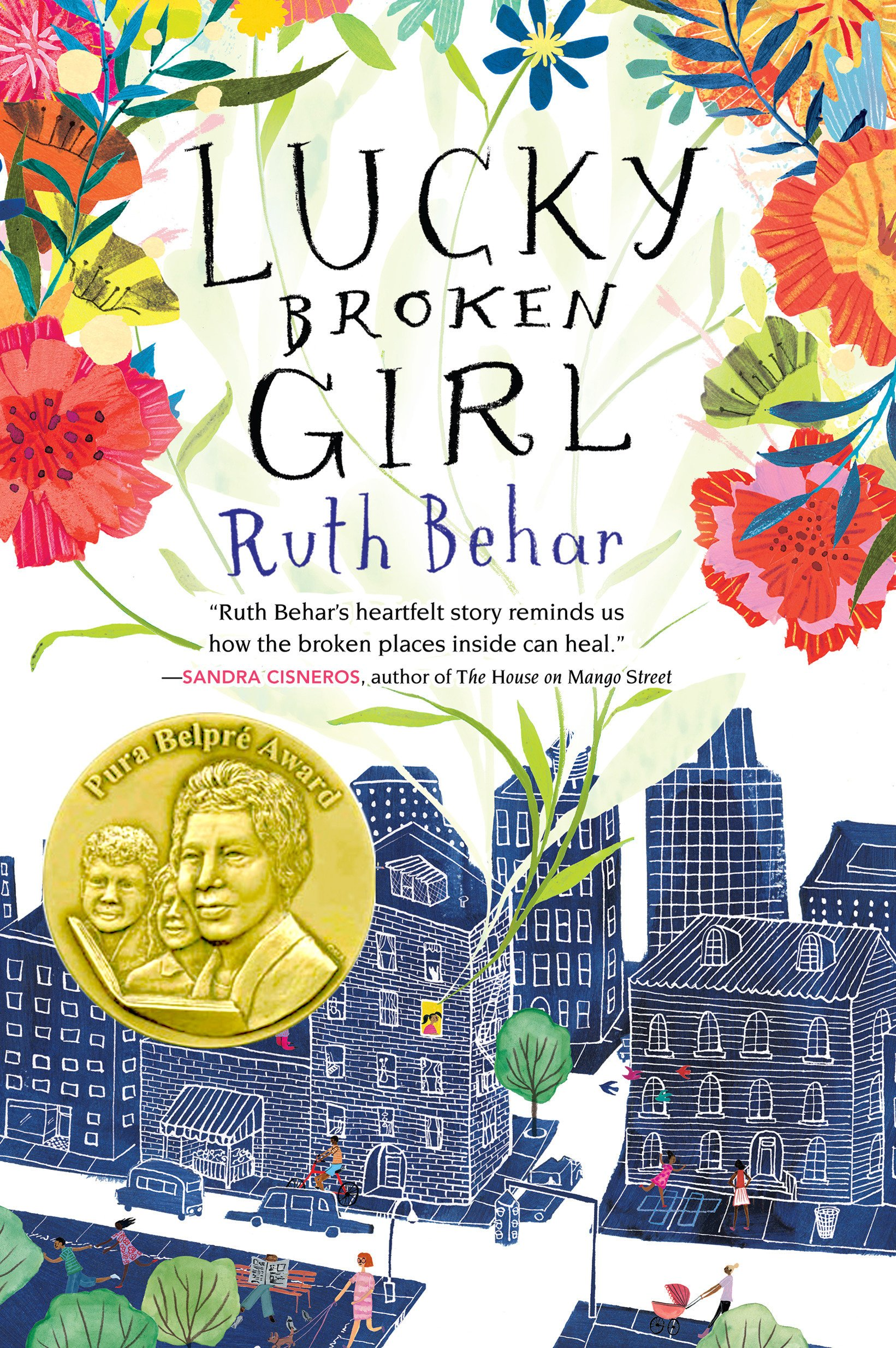 Lucky Broken Girl: Behar, Ruth: 9780399546440: Amazon.com: Books