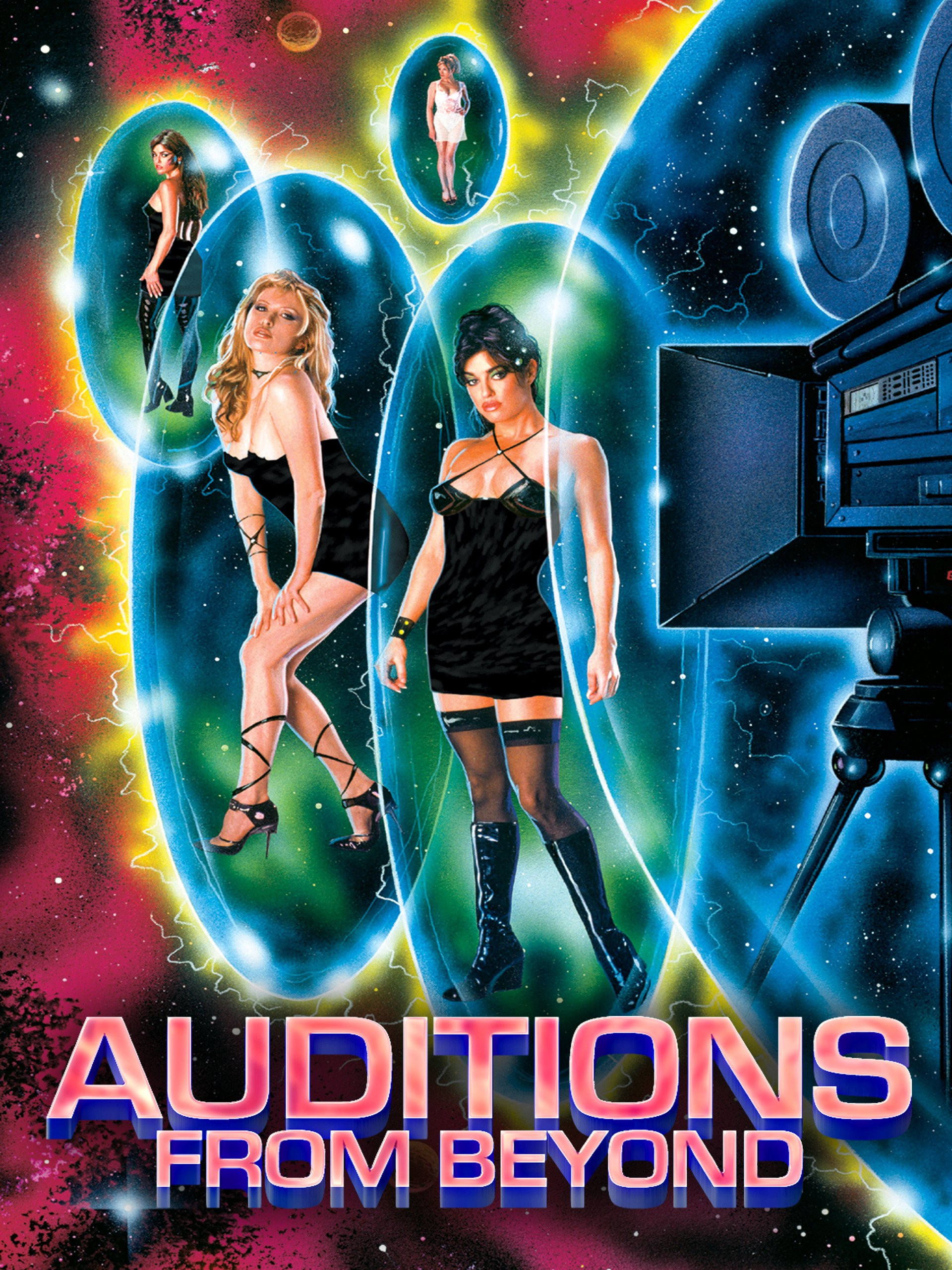 Amazon.com: Auditions From Beyond: Jacqueline Lovell , Venesa Talor ...