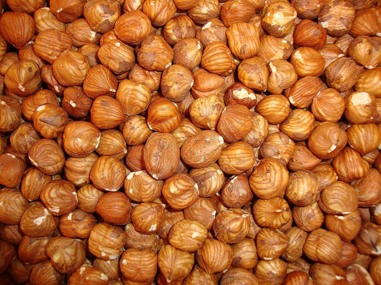 Avellanas Enteras Sin Cáscara   1 Kg de Avellanas de origen 100% natural   Crudas y Sin Sal   Libres de transgénicos   Sin Gluten   IDEAL para recetas   Apto para Veganos y Vegetarianos   Dorimed