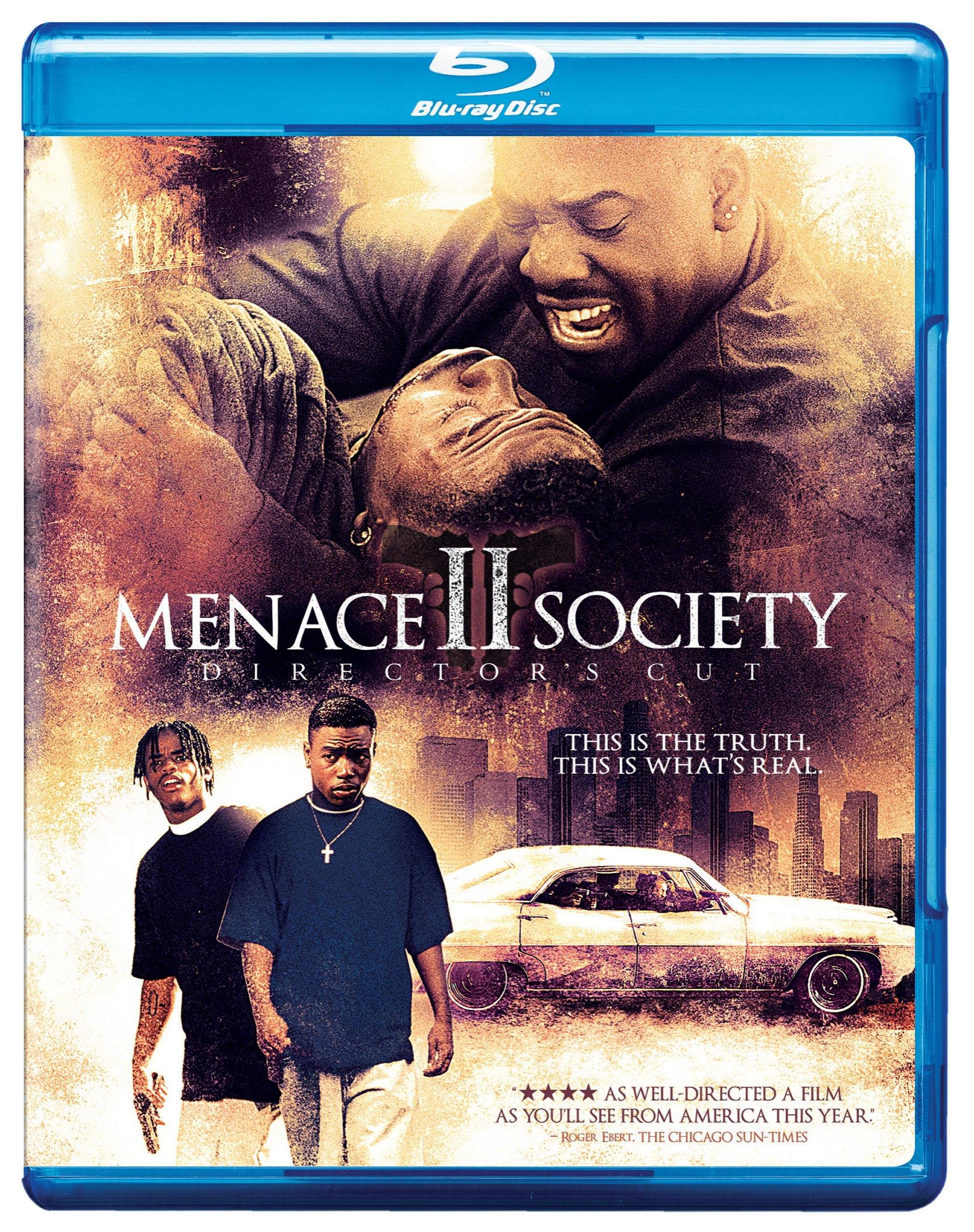 Blu-ray : Menace II Society [Widescreen] [Director's Cut] (Director's Cut / Edition, Widescreen)