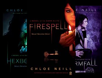 Dark Elite (3 Book Series) by Chloe Neill