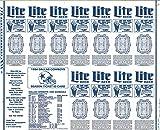 Set of 3 Dallas Cowboys 1992-1993-1994 Uncut