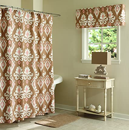 Split P Bethany Ikat Shower Curtain