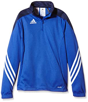 Amazon.com : adidas Sereno 14 Training Top - Youth - Royal - : Sports & Outdoors