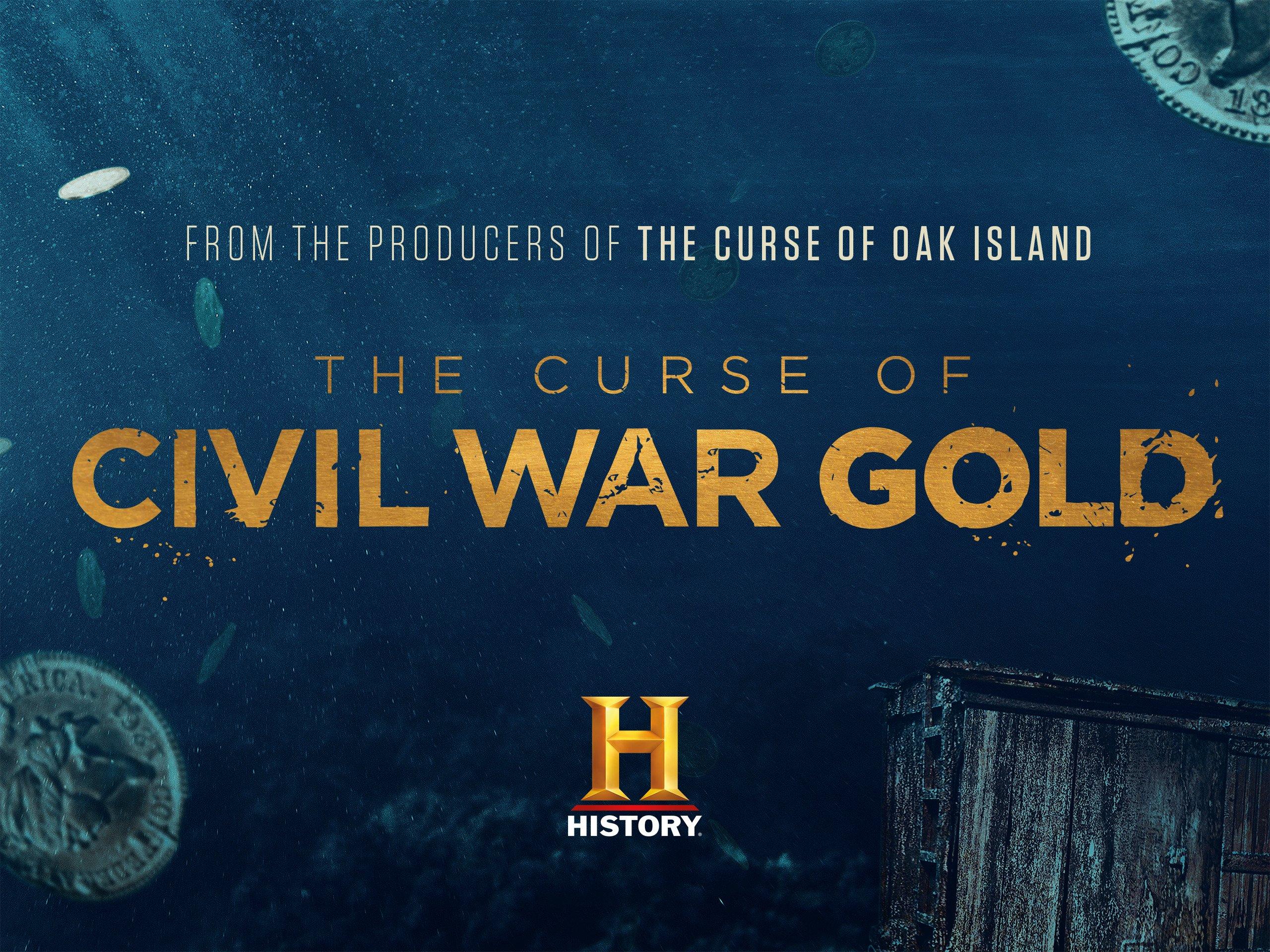 Amazon com: Watch The Curse of Civil War Gold Season 1
