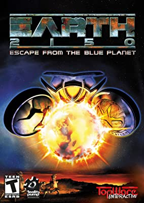 EARTH 2150 - Escape from the Blue Planet [Steam]