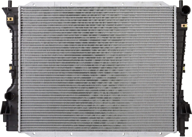 Spectra Premium CU2789 Complete Radiator
