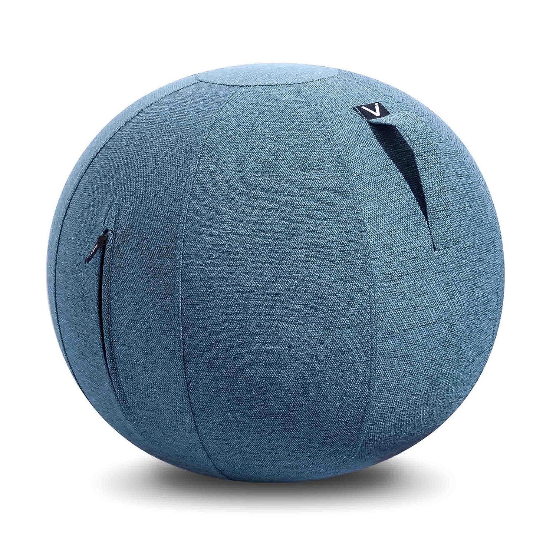 新品同様 Vivora (約)直径65cm|青 (約)直径65cm Luno - 自立型ボールチェア~ポンプ&ハンドル付き ベースリング不要 B0784T5FPM 青 Vivora (約)直径65cm (約)直径65cm|青, フエフキシ:e8993c34 --- arianechie.dominiotemporario.com