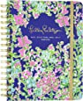 Large 17 Month 2016-2017 Agenda - Southern Charm