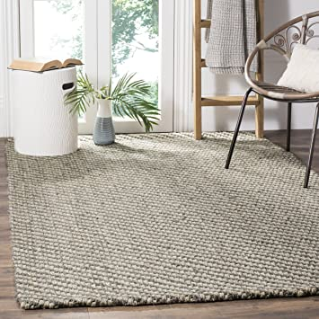 Amazon Com Safavieh Natural Fiber Collection Nf470a Natural And