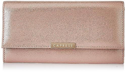 4da1fdb68 Caprese London Women's Wallet (Rose Gold)