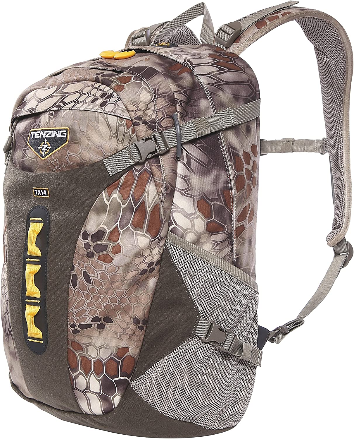 Tenzing TX 14 Day Pack, Kryptek Highlander