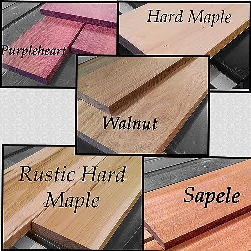 amazon com woodworker gift set diy cutting board kit handmade