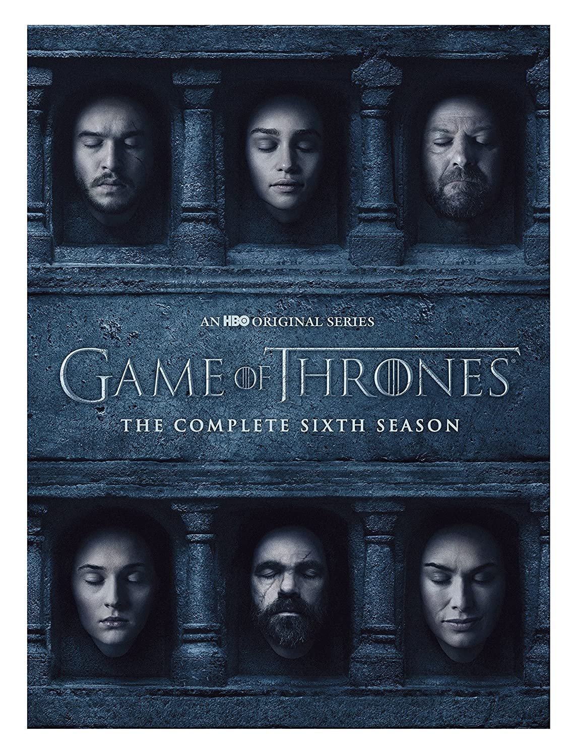 Game of Thrones: The Complete Sixth Season USA DVD: Amazon.es: HBO ...