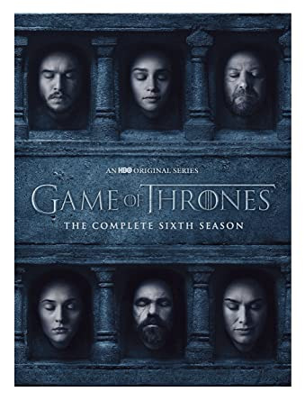 Amazoncom Game Of Thrones The Complete 6th Season Various