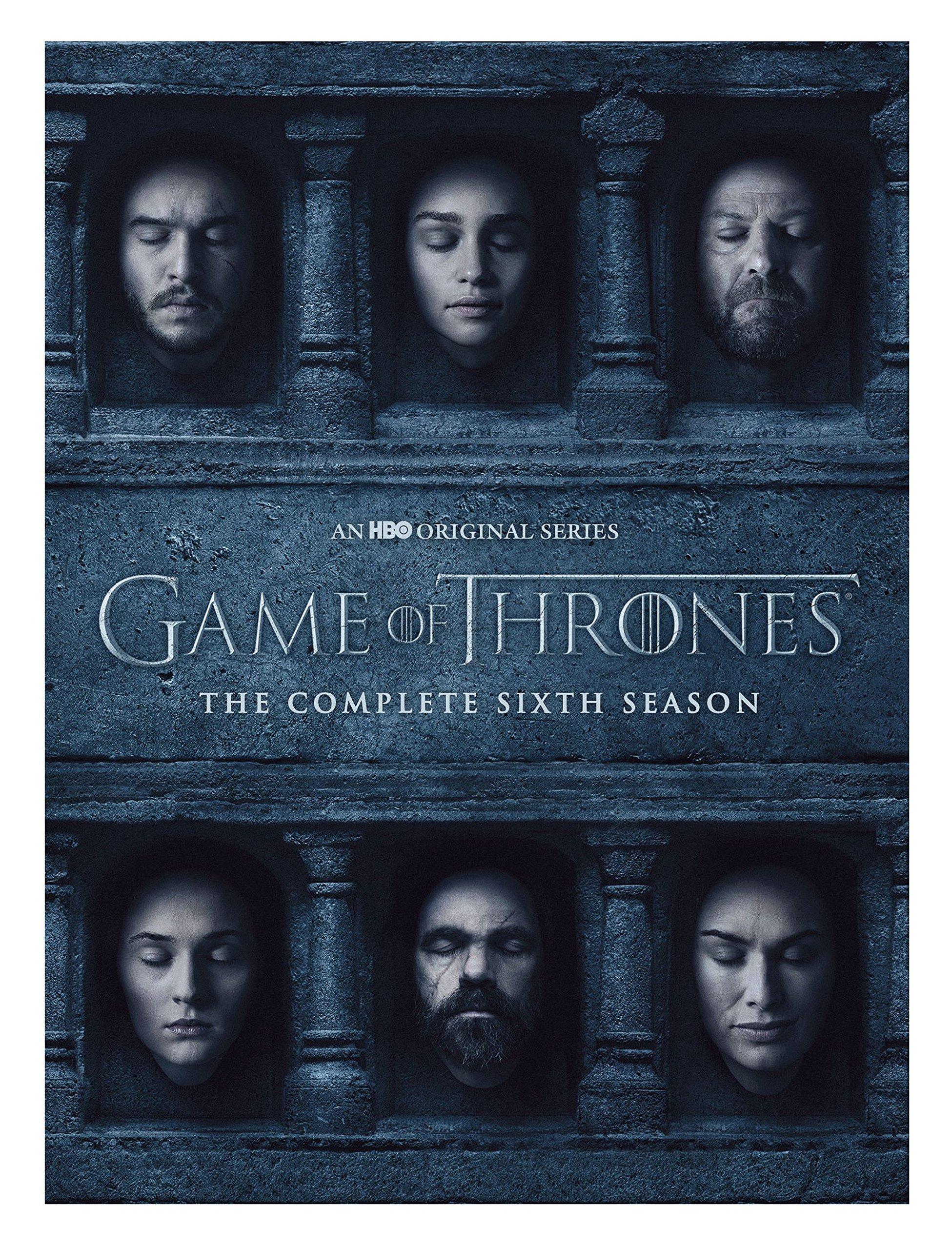 Game Of Thrones Season 6 0883929551354