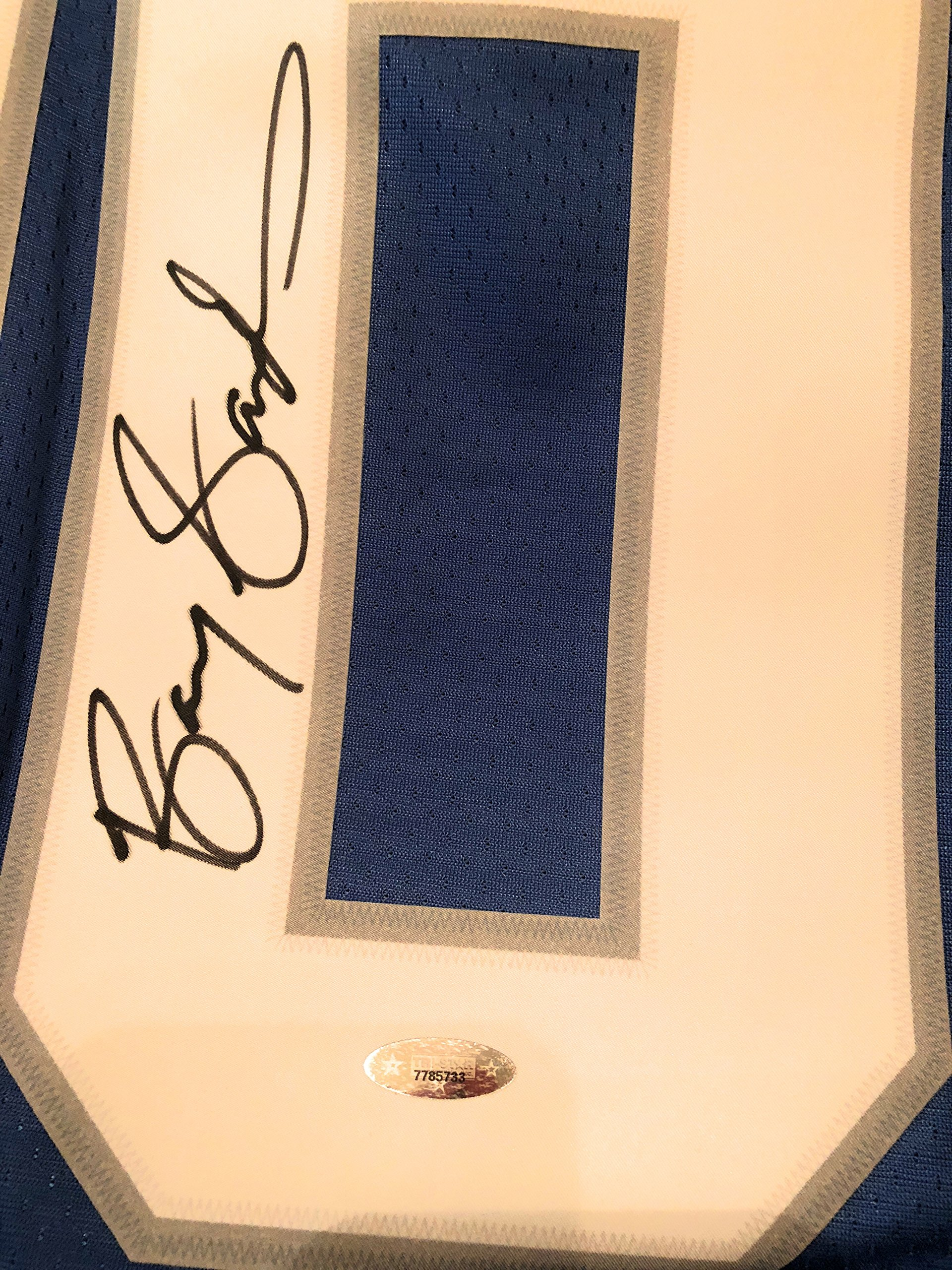Barry Sanders Detriot Lions Signed Autograph Licensed NFL Jersey Tristar Authentic Certified