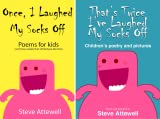 img - for Laughed My Socks Off (2 Book Series) book / textbook / text book