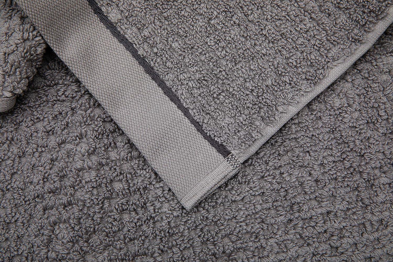 ospite 40x60 Set Asciugamani Giada LANEROSSI Asciugamano Viso 60x105 Colore Panna