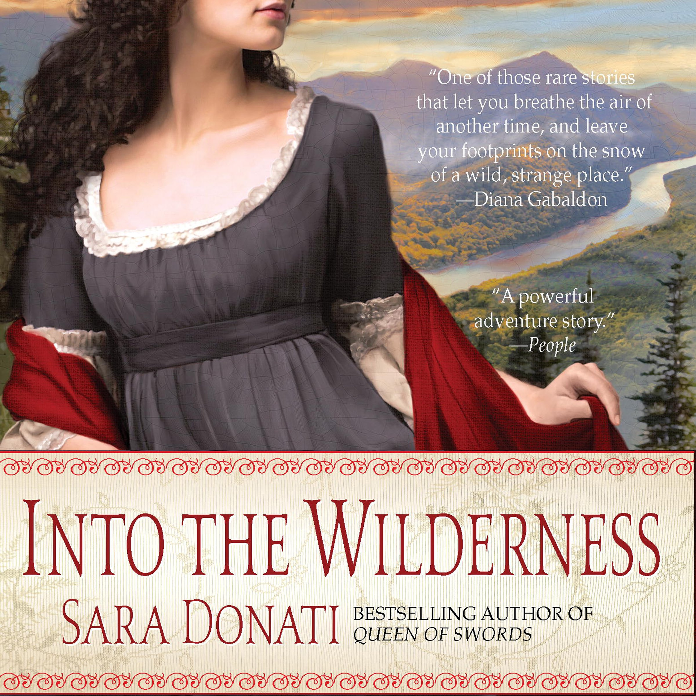 Into the Wilderness: Wilderness Saga, Book 1