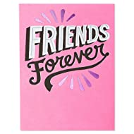 78048bba45ce American Greetings Friends Forever Valentine's Day Card with Foil